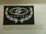 日本 Garson 原裝禾草貼紙