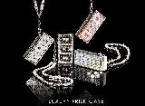 日本 DAD 豪華鑽石藥丸盒