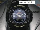 ANA X G-shock 全日空 G-100 - 日本製 - 極激癲罕 - 保值首選 -