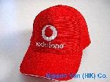 (日本電話專賣) Vodafone 貨車帽 cap帽 (非賣品) 904SH 903SH 80