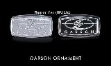 日本 Garson 長形徵章