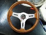 (F131) 啡色木軑盤