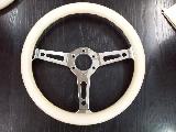 (F146) 白色閃粉膠軑盤