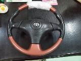 (F157) Toyota 啡色黑皮軑盤