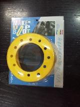 (F158) 黃色軑盤殼
