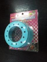 (F159) 藍色軑盤殼