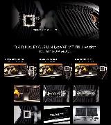 日本Garson DAD 豪華窗簾 type VELVETFRILL version~SIDE window