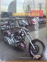 日本電單車車書 AMERICAN ORAGERS CATALOG 2006
