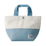 全新品 白藍色 日本PORTER 手挽袋