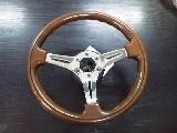 (F174) 啡色桃木軑環