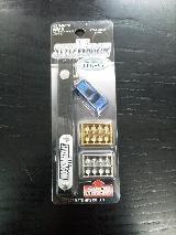 (F176) Style Wagon Subaru 藍色電話繩