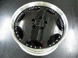 AME X ENKEI SHALLEN 正宗日本製頂級黑焗漆夾軨