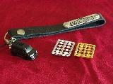 (F175) Style Wagon Honda Odyssey 黑色電話繩